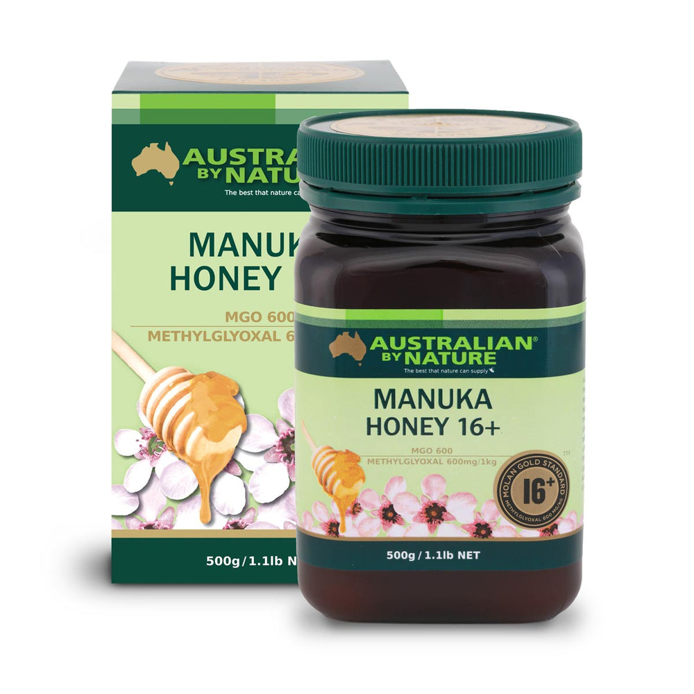 MANUKA HONEY 16+ 500g (MGO 600) - MEDES Lifestyle