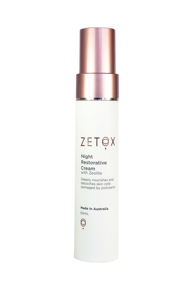 Zetox Night Restorative Cream 60ml - MEDES Lifestyle®