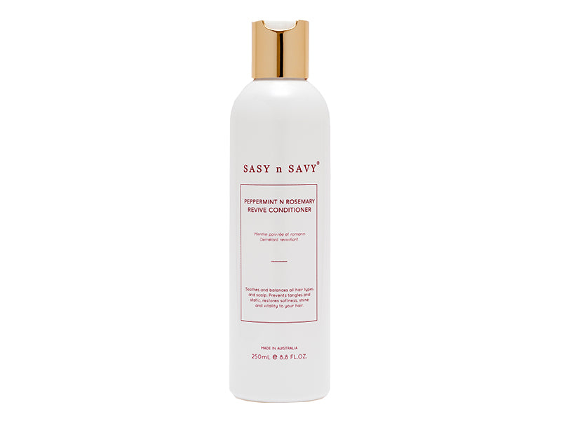 PEPPERMINT n ROSEMARY REVIVE CONDITIONER 250ML - MEDES Lifestyle
