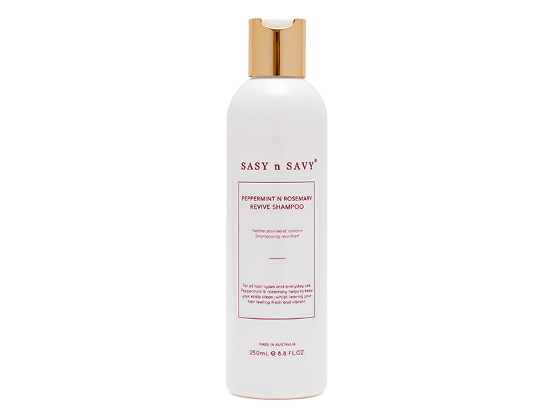 PEPPERMINT n ROSEMARY REVIVE SHAMPOO 250ML - MEDES Lifestyle®