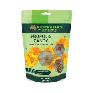 PROPOLIS CANDY 60 WITH MANUKA HONEY (MGO 400) - MEDES Lifestyle®