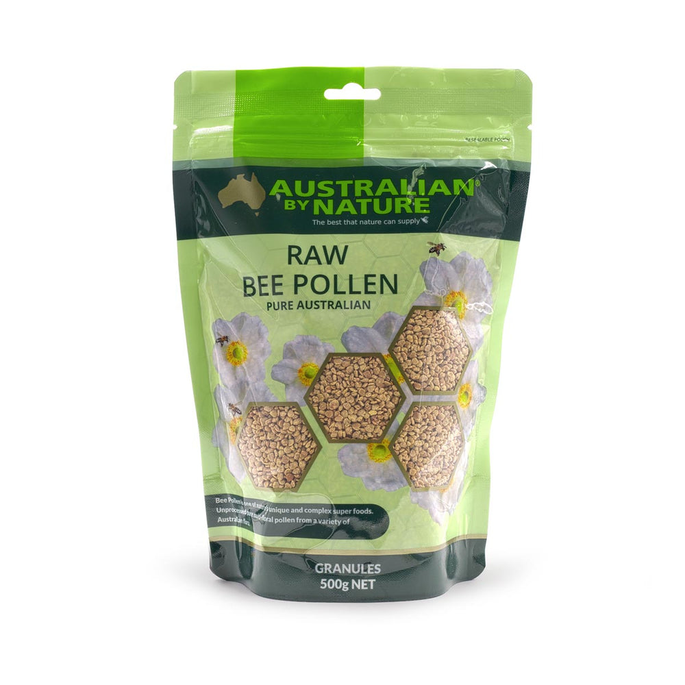 BEE POLLEN GRANULES 500g (Raw) - MEDES Lifestyle®