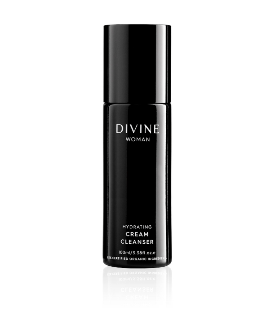 DIVINE WOMAN HYDRATING CREAM CLEANSER 100ML ~ ACO CERTIFIED ORGANIC - MEDES Lifestyle