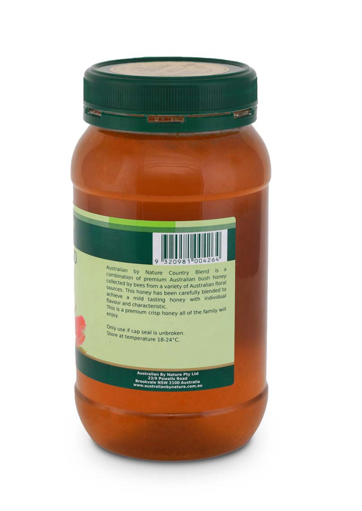 Country Blend Honey 1kg - MEDES Lifestyle®