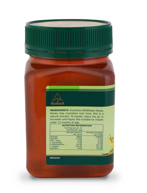 WILDFLOWER HONEY 500g - MEDES Lifestyle