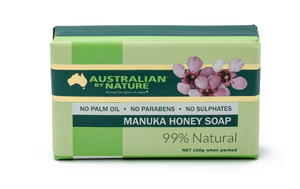 MANUKA HONEY SOAP 100g - MEDES Lifestyle®