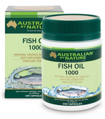 OMEGA-3 FISH OIL 100 CAPSULES (1000mg) - MEDES Lifestyle®