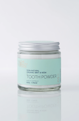 ORGANIC MINT & NEEM NATURAL TOOTHPOWDER - MEDES Lifestyle®