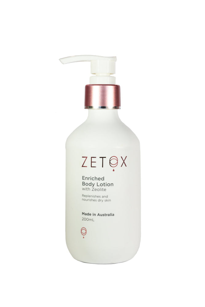 Zetox Enriched Body Lotion 200ml - MEDES Lifestyle®
