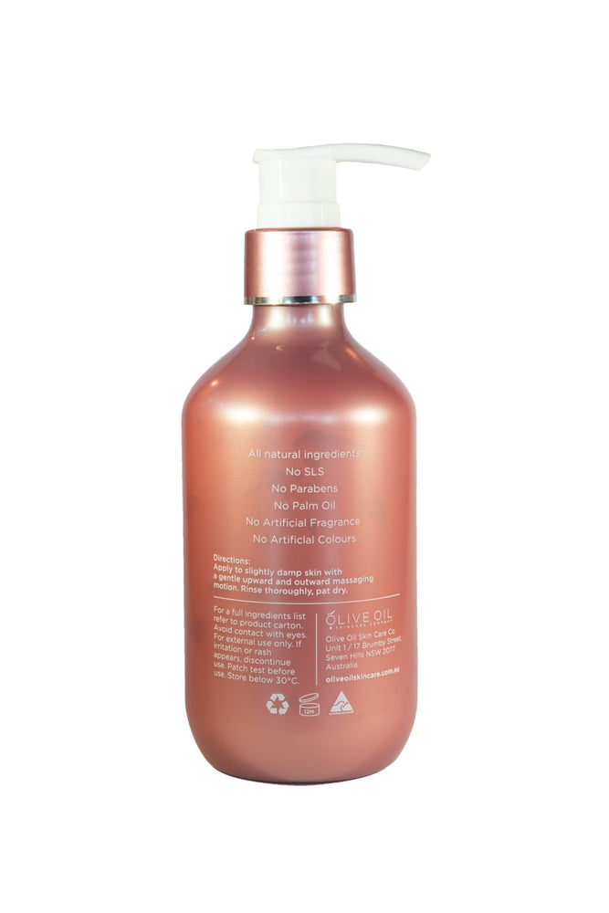 PURIFYING FACIAL CLEANSER 200ML - MEDES Lifestyle®