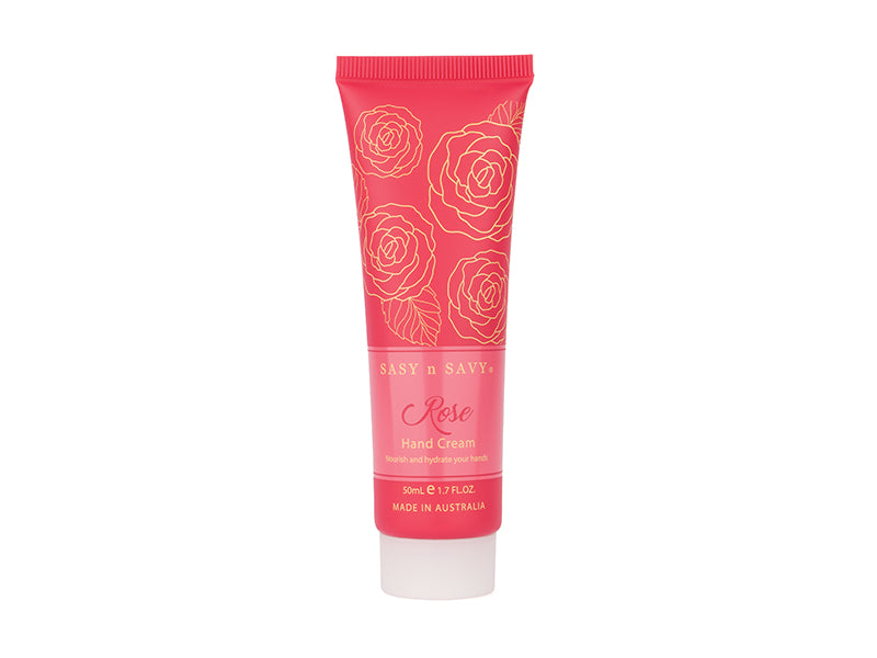 ROSE HAND CREAM 50ML - MEDES Lifestyle®