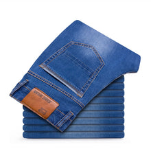 Load image into Gallery viewer, Men's Stretch Denim Jeans
