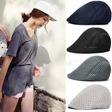 Load image into Gallery viewer, Unisex Newsboy Hat