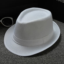 Load image into Gallery viewer, Unisex Classic Version Fedora Hat