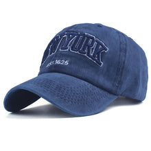 Load image into Gallery viewer, Men's/Women's Washed Cotton Embroidered Baseball Caps