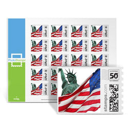 American Pride PhotoStamps
