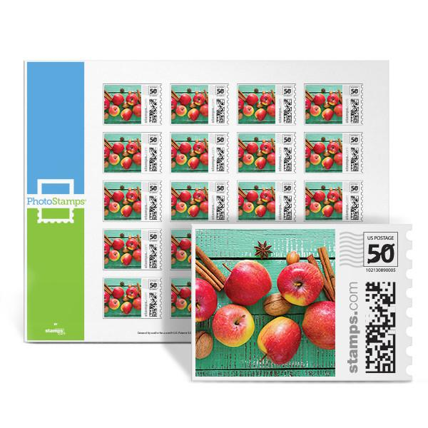 Apple Season PhotoStamps