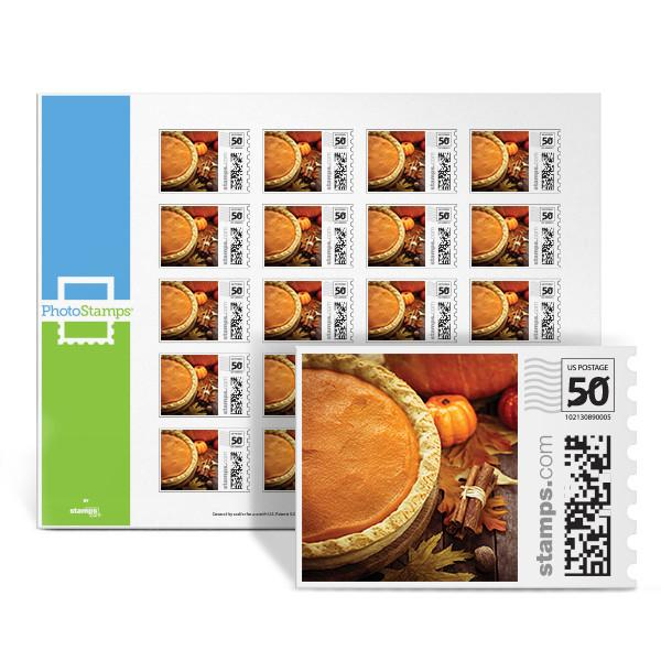 Autumn Pie PhotoStamps