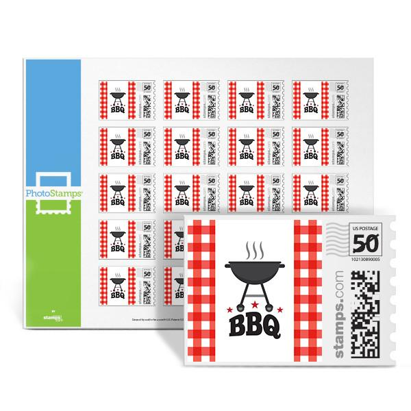 Barbecue PhotoStamps