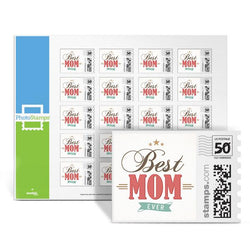 Best Mom Ever PhotoStamps
