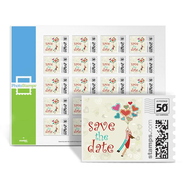 Couples - Love PhotoStamps