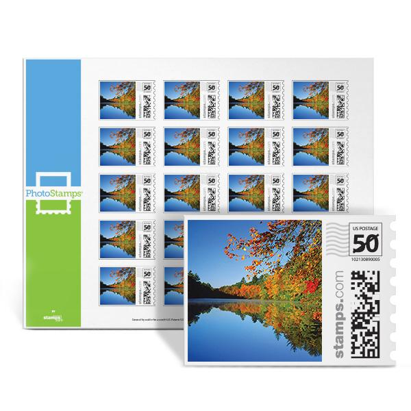 Fall River PhotoStamps
