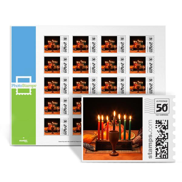 Feast of Kwanzaa PhotoStamps