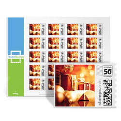Holiday Surprise PhotoStamps