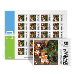 Holiday Treats PhotoStamps