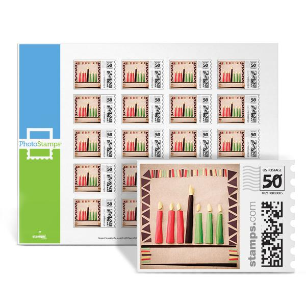 Illustrated Kinara PhotoStamps