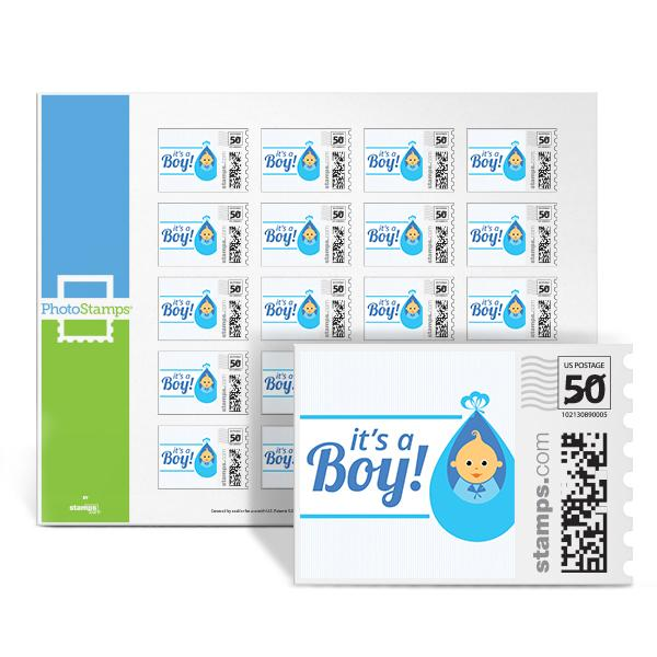 Joy Bundle - Boy PhotoStamps