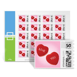 Love Candies PhotoStamps