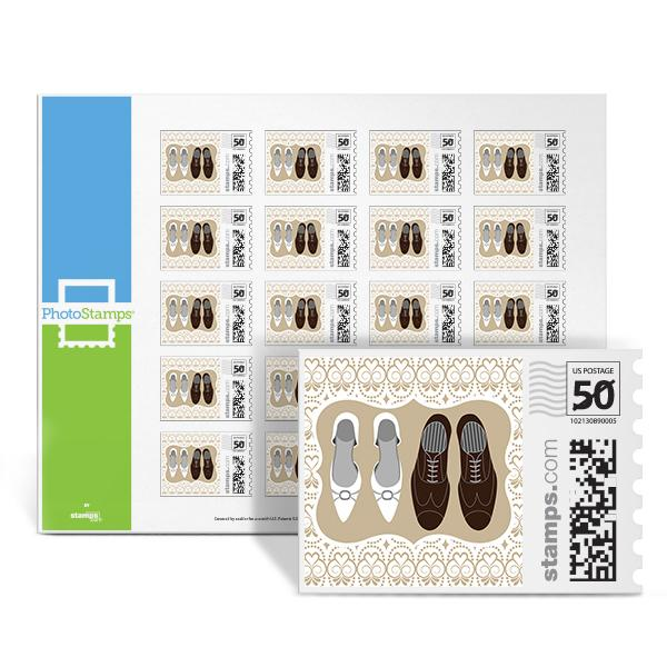 Matching Pairs PhotoStamps