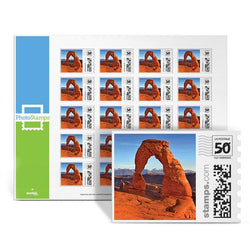 Moab Arches PhotoStamps