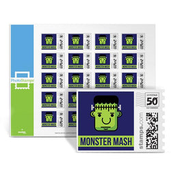 Monster Mash PhotoStamps