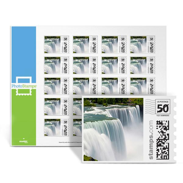 Niagara Falls PhotoStamps