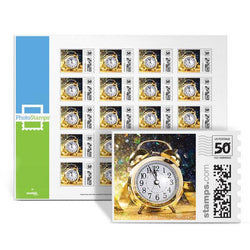 Ring in the New Year PhotoStamps