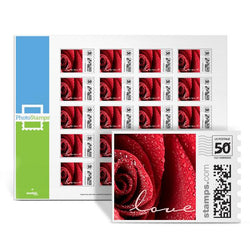 Roses Love PhotoStamps