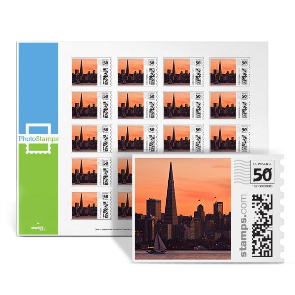 San Francisco PhotoStamps