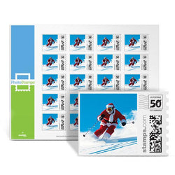 Santa Shreds PhotoStamps