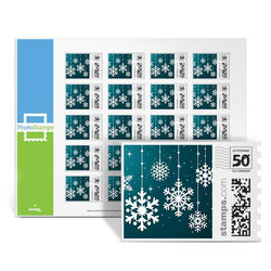 Snow Ornaments PhotoStamps