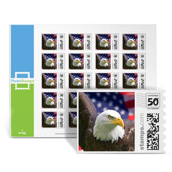 Soaring Eagle PhotoStamps