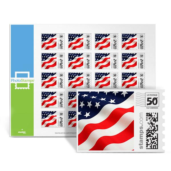 Star Spangled PhotoStamps