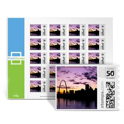 St Louis PhotoStamps