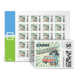 Summer Vacation PhotoStamps