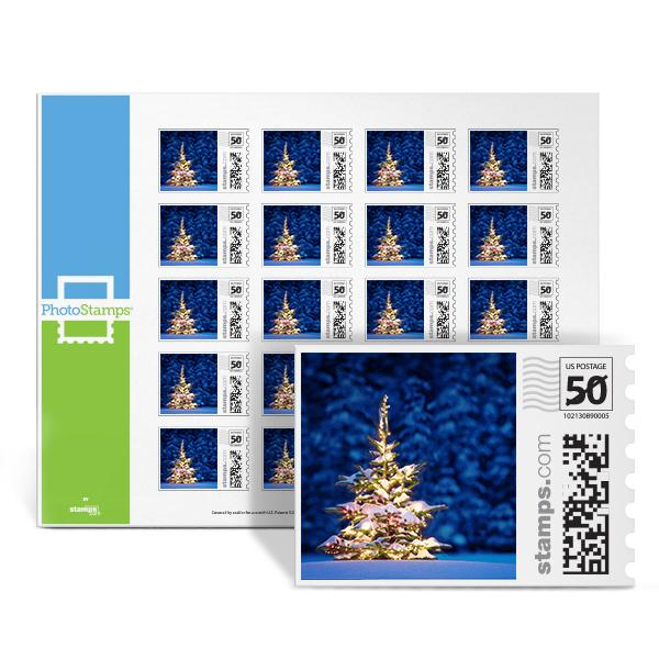 Tree Of Wonder PhotoStamps