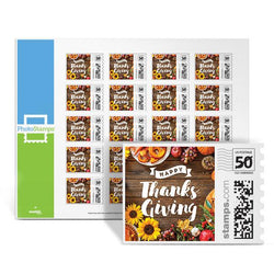 Turkey Feast PhotoStamps