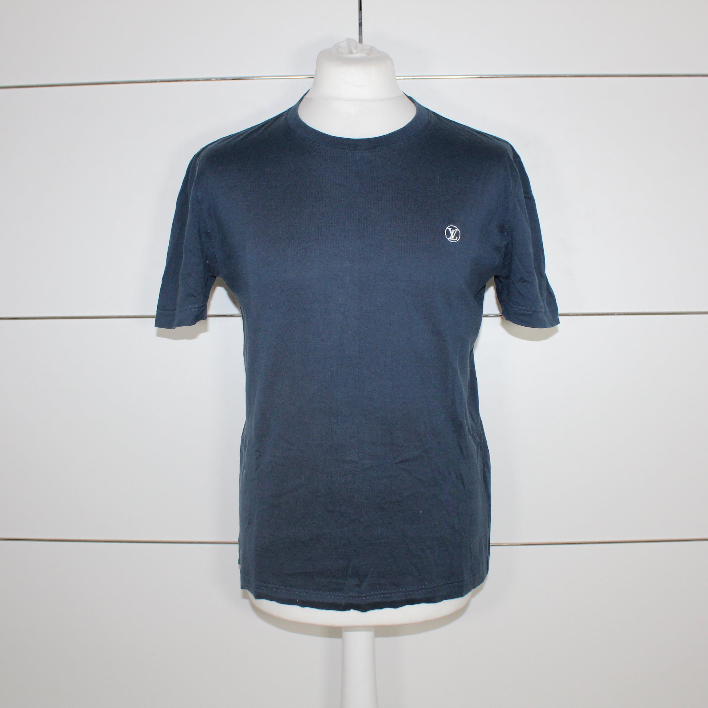 5f66998c47f4 Louis Vuitton Navy T-Shirt – reboined