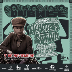HEMPRESS SATIVA EN CHILE! 🔊🔊