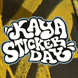 ¡STICKER DAY!